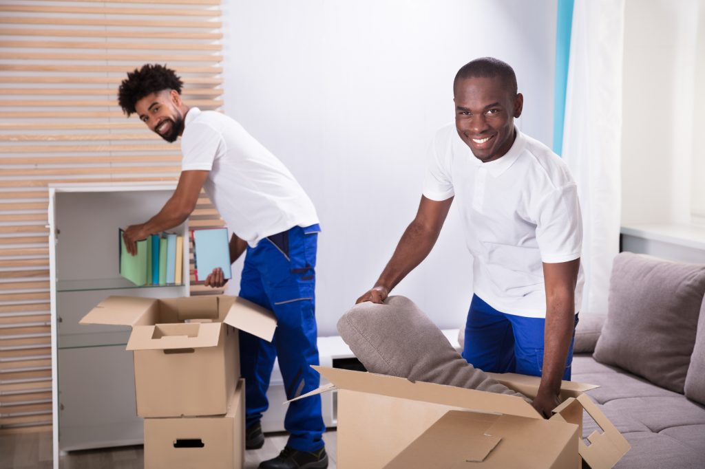 Friendly, professional movers